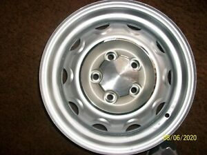 68 69 70 71 72 dodge plymouth 4 Mopar Rallye Wheels 14 With Center Caps