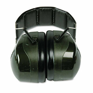 Peltor H7a Deluxe Ear Muffs 27 Db Noise Reduction H7a H7a 1 Each