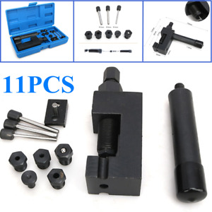 11x Motorcycle Atv Chain Remover Heavy Cam Drive Cutter Breaker Riveting Tool