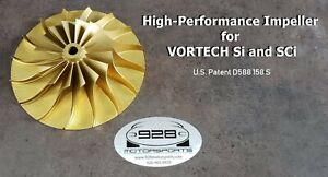 Billet Performance Impeller For Vortech Si And Sci Ccw By 928 Motorsports