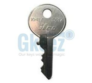 Fireking File Cabinet Replacement Keys Series Hg01 Hg150 Made By Gkeez