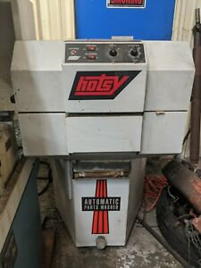 Hotsy Automatic Parts Washer 7232 Top Load