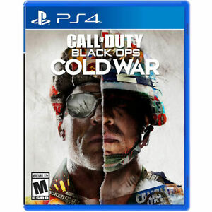Activision Call of Duty: Black Ops Cold War PS4 $54.00