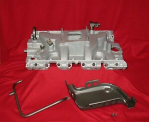 1968 Ford 428 Shelby Gt500 Aluminum Intake Manifold Factory Original C7ae 9425 F