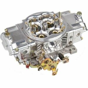 Holley 0 82951sa Aluminum Street Hp Carburetor 950 Cfm