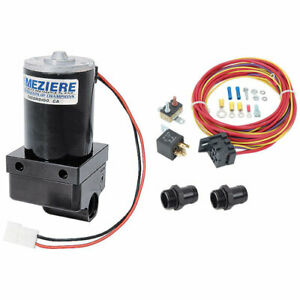 Meziere Wp136sk2 Remote Water Pump Kit Includes Meziere Electric Water Pump Jeg