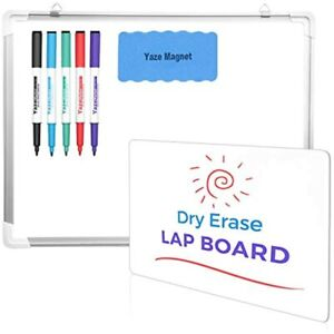 Dry Erase White Board With Lap Hanging Writing Drawing amp Planning Large For