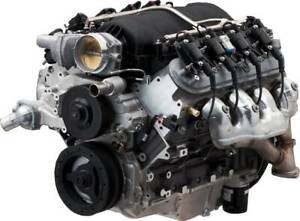 Chevrolet Performance 19420191 Ls427 7 0l Crate Engine 570 Hp 6200 Rpm 540 Ft