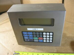 Avery Weigh tronix 662 Scale Control Indicator Controller Hayssen 330r