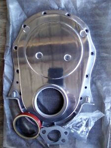 Timing Chain Cover Big Block Chevy Aluminum New