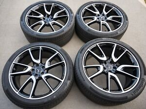 21 Mercedes Amg Glc Wheels Continental Contisportcontact Tires
