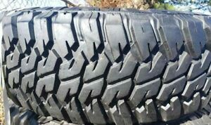 4 Goodyear Wrangler Mtr 37x12 50r16 5 Military Humvee Mud Truck Tires 80 Tread