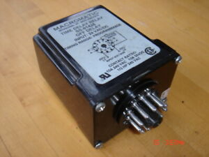 Macromatic Time Delay Relay Ss 61428