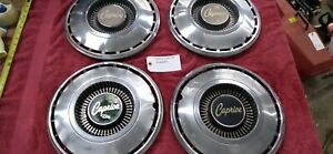 Chevy Caprice 14 Hubcaps Wheel Covers Set Of 4