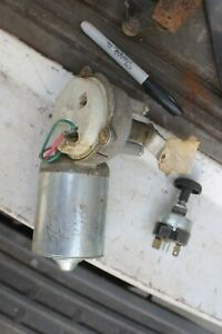 1957 1958 1959 1960 Ford Truck New Motorcraft Electric Wiper Motor of