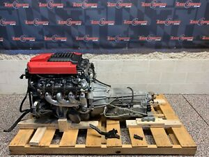 2015 Camaro Zl1 Lsa 6 2 Supercharged Ls Engine 6l90e Automatic Transmission 61k