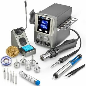 X tronic 6040 pro x Platinum Edition Hot Air Rework Soldering Iron Station