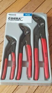 Matco Tools Cobra 3 Piece Pliers Set Pc3s Plier