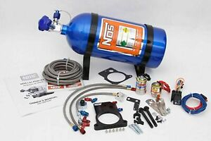 New Nos Nitrous Oxide Injection System Kit For Ls1 Nos 05168nos