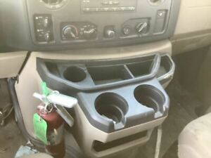2003 2019 Ford E350 Van Center Console Cup Holders