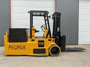 Rico Forklift Electric 40 000lb Capacity