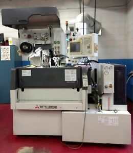 Mitsubishi Fa10m Sinker Type Wire Edm Machine New 04 W new Upper Lower Heads