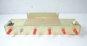 Tx Rx Systems Preselector Assembly 3 3344 811 816 Mhz 5mhz Bandwith W Moun Brkt