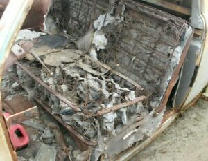 1946 1947 1948 Plymouth Dodge Front Seat From 2 Door F