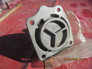 69 Mustang 428 Cobra Jet C6 R Servo Cover And Piston 1969