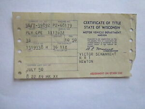 1936 Plymouth Coupe Barn Find Historical Document