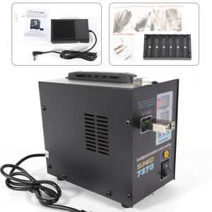 New Hand Held 220v 737g Small Battery Spot Welder With Pulse Current Display