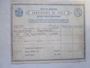 1950 Studebaker 4 Door Barn Find Historical Document