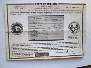 1951 Studebaker Coupe Barn Find Historical Document