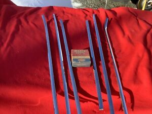 1966 1967 Dodge Charger Rear Window Trim Show
