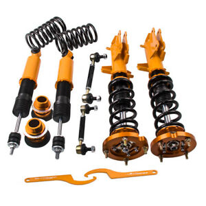 Coilovers Suspension Kits For Ford Mustang 4th 05 14 Adjustable Height Mounts