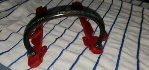 Used Oem Gt500 Fuel Rails Off 2008 Gt 500 Painted Red