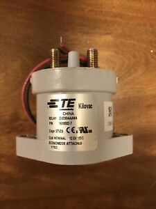 Te Connectivity Kilovac 12 24vdc Relay Ev200aaana 1618002 7