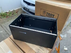 Troy Products Center Console Police Console
