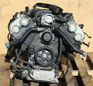 Engine Awd Motor 3 6l Assembly Oem Porsche Panamera 11 12 13 Tested Guaranteed