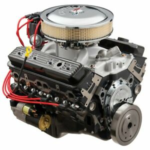 Chevrolet Performance 19420871 Sp350 357 Deluxe 350 Ci Crate Engine 357 Hp 550