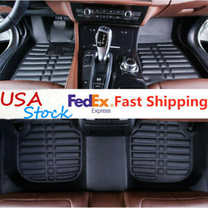 For Fit Ford Fusion 2013 2016 Car Floor Mats Front Rear Carpet Xpe Auto Mat Usa