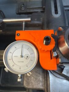 2 Way Axa Quick Change Dial Indicator Holder face And Diameter Reading