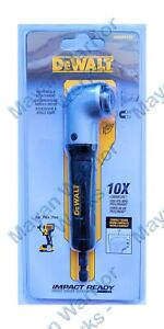 Dewalt Right Angle Attachment Impact Ready dwara120 Magnetic
