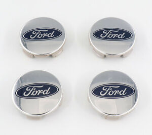 Ford F150 Expedition Polished Used Oem Center Cap Set 2013 2020 Caps Fl3z 1130 E