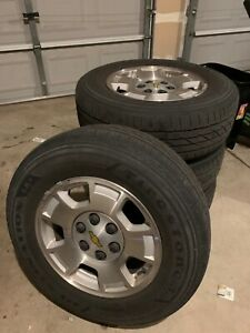 Chevrolet Truck Suv Rims And Tires