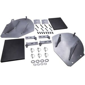 Snow Plow Blade Wing Extensions Extenders For Pw22 Pro Wings Wing