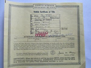 1950 Ford Club Coupe Barn Find Historical Document