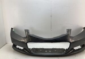 Front Bumper Cover For 2012 2013 Honda Civic Coupe W Fog Lamp Holes