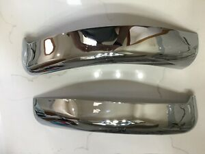 1953 Buick Skylark roadmaster super Chromed Plated Grill Bar Ends
