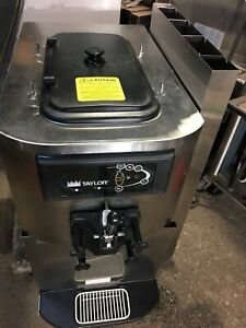 Taylor Soft Serve Ice Cream Machine Model C709 1 Ph Air Cooled 1 Flavor